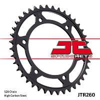 Звезда задняя JT JTR260.40