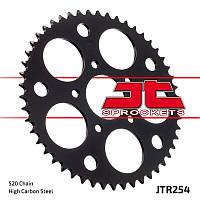 Звезда задняя JT JTR254.37