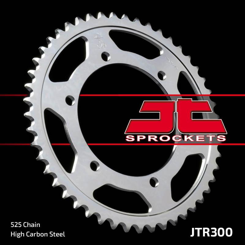 Звезда задняя JT JTR300.42