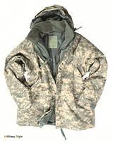 Куртка непромокаемая с флисовой подстёжкой (AT-Digital) XXL