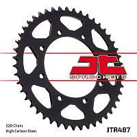 Звезда задняя JT JTR487.46