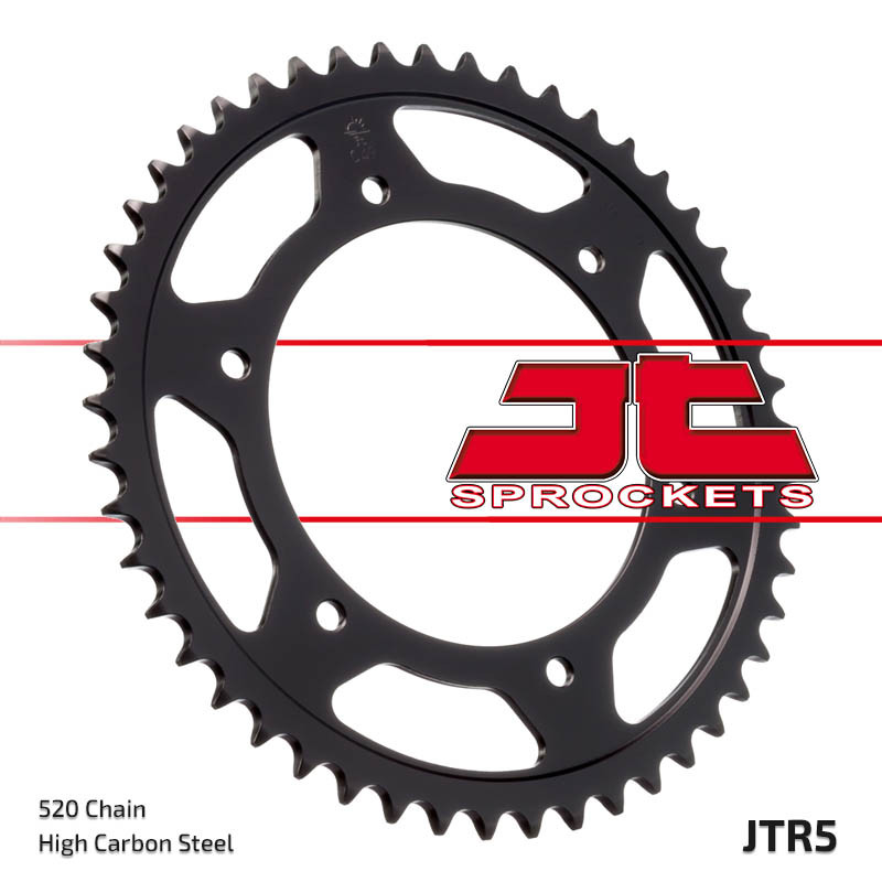 Звезда задняя JT JTR5.43
