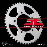 Звезда задняя JT JTR703.40