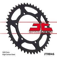 Звезда задняя JT JTR846.45