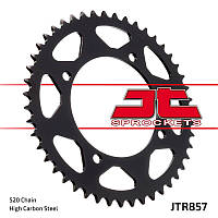 Звезда задняя JT JTR857.40