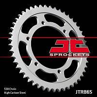 Звезда задняя JT JTR865.43