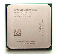 Процессор AMD A8-3820 Series - 2.5GHz X4 (2.8) socket FM1