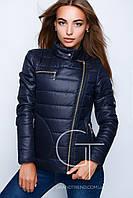 Молодежная весенняя куртка Letta, короткая, демисезонная