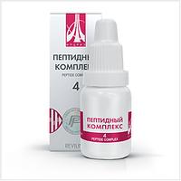 Жидкий пептидный комплекс № 4 для восстановления суставов НПЦРИЗ