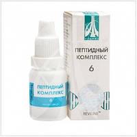 Жидкий пептидный комплекс № 6 для восстановления щитовидной железы НПЦРИЗ