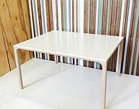 Стол обеденный из искусственного камня