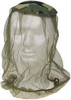 Сетка от комаров на голову MFH Mosquito Head Net 10465