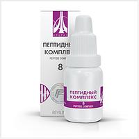 Жидкий пептидный комплекс № 8 для восстановления печени НПЦРИЗ