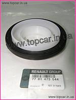 Сальник задний коленвала Renault Kango 1.5DCi  ОРИГИНАЛ 7701473544