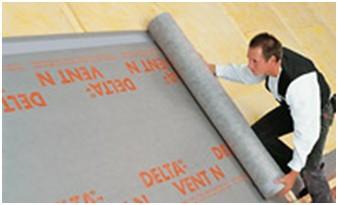 Супердифузионная мембрана Dorken Delta Vent N 130г/кв.м