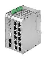 Промышленный коммутатор Microsens MS652129PM (8x10/100/1000T, 4x10/100/1000T 60W PoE+, 4xSFP)