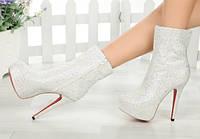 Обувь для невесты, выпускницы