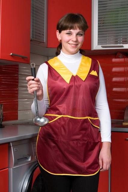 Женская одежда для сферы обслуживания и торговли