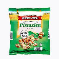 Фисташки без соли PISTAZIEN Trader Joes 250г