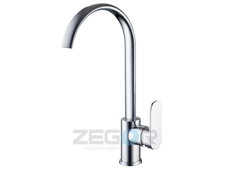 Смеситель для кухни Zegor LOB4-A123