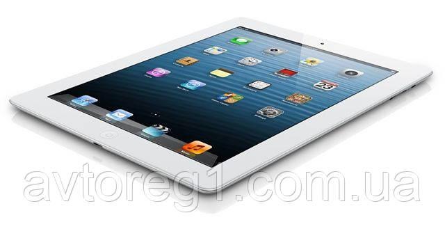Замена cенсорного стекла ,дисплея на  iPad 2,3, 4 белый,черный