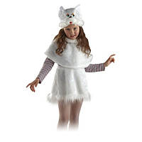 Маскарадный костюм меховой Кошка (размер М), фото 1