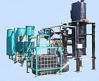 Электро-газогенераторный комплекс