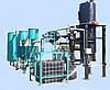 Газогенератор на отходах биомассы