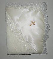 Крыжма махровая молочная, фото 1