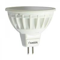 Лампа LED Sirius ЭКО Гриб 5W 3000K GU5.3 MR-16 (1-LS-2505)