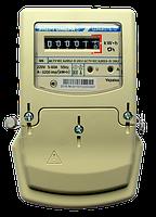 Счетчик электроэнергии ЦЭ 6807Б-U K 1,0 220В (10-100А) М6Ш6 однофазный однотарифный