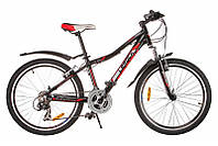 Велосипед Lerock RX24 black