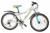 Велосипед Lerock RX24 white