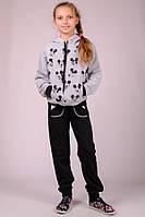 Детский спортивный костюм Микки Маус (светло-серый), фото 1