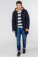 Удлиненная мужская куртка парка Riccardo (р.44-54)