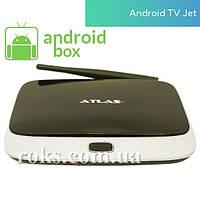 Медиаплеер Atlas Android TV Jet