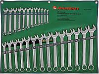 Набор ключей комбинированных 6-32 мм, 26 предметов JONNESWAY (W26126S)
