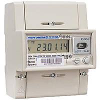 Счетчик электроэнергии CE 102M R5 148-A (10-100A) однофазный многотарифный