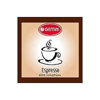 Кофе в чалдах  Espresso Decaffeinato Gemini