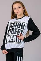 """Детский трикотажный свитшот  """"Vision"""" , фото 1"""