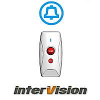 Беспроводная влагозащищенная кнопка вызова interVision SMART-71