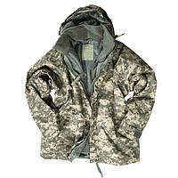 Куртка непромокаемая с флисовой подстежкой MilTec At-Digital 10615070