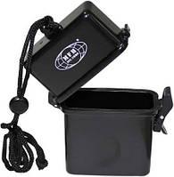 Бокс водозащитный пластиковый чёрный MFH 27167