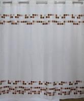 Шторка для ванной квадраты AWD02100851