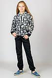 Детский спортивный костюм Звезды (черный), фото 3