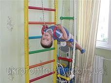 Канат для лазания d=30 мм 3 метра гимнастический с кронштейном , фото 2
