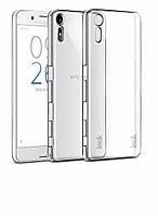 Прозрачный чехол Imak для Sony Xperia XZ, фото 1
