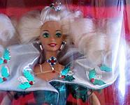 Лялька Барбі колекційна Святкова 1995 ( Barbie Happy Holidays Special Edition Doll (1995), фото 2