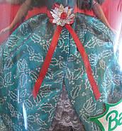 Лялька Барбі колекційна Святкова 1995 ( Barbie Happy Holidays Special Edition Doll (1995), фото 4