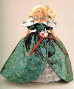 Лялька Барбі колекційна Святкова 1995 ( Barbie Happy Holidays Special Edition Doll (1995), фото 5
